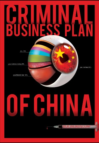 CRIMINAL BUSINESS PLAN OF CHINA